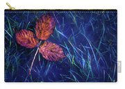 Floral Art Carry-all Pouch