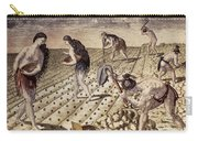 Florida Native Americans, 1591 Carry-all Pouch