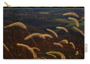 Foxtails Carry-all Pouch