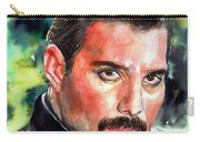 Freddie Mercury Portrait Carry-all Pouch
