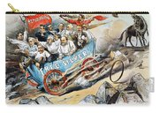 Free Silver Cartoon, 1896 Carry-all Pouch