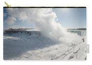 Frozen Niagara Falls Carry-all Pouch