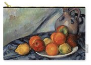 Fruit And A Jug On A Table Carry-all Pouch