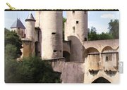 Germans Gate - Metz, France Carry-all Pouch