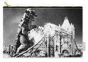 Godzilla Carry-all Pouch by Granger