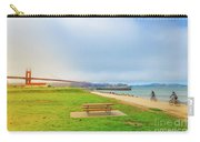 Golden Gate Bridge Crissy Field Carry-all Pouch