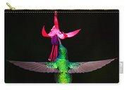 Green Violetear Colibri Thalassinus Carry-all Pouch