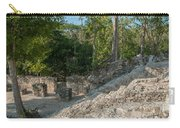 Grupo Coba At The Coba Ruins  Carry-all Pouch