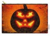 Halloween Pumpkin Carry-all Pouch
