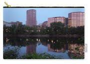 Hartford Skyline Panorama Carry-all Pouch