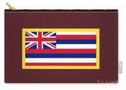 Hawaii Flag Carry-all Pouch