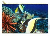 Hawaiian Reef Scene Carry-all Pouch