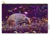 Hedgehog Animal Spur Nature Garden  Carry-all Pouch