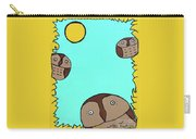 3 Hoots Carry-all Pouch