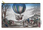 Hydrogen Balloon, 1783 Carry-all Pouch