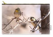 Img_0001 - American Goldfinch Carry-all Pouch