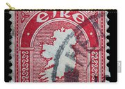 Irish Postage Stamp Carry-all Pouch