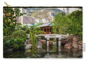Japanese Garden In Monte Carlo Carry-all Pouch