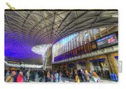 Kings Cross Rail Station London Carry-all Pouch