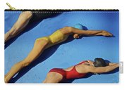 3 Lady Swimmers Carry-all Pouch