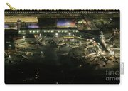 Laguardia Airport Aerial View Carry-all Pouch