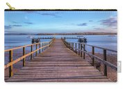 Lake Pier - England Carry-all Pouch