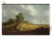 Landscape With A Cottage Carry-all Pouch