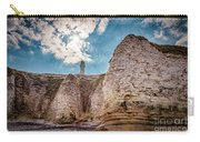 Lighthouse On The Cliff Carry-all Pouch
