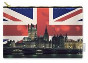 London Cityscape With Big Ben Carry-all Pouch