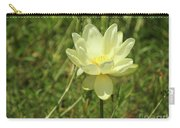 Lotus Flower In Bloom  Carry-all Pouch