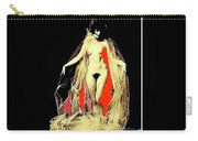 Louise Brooks Nude Circa 1928-2008 Carry-all Pouch