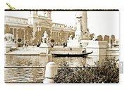 Louisiana Monument, 1904 World's Fair Carry-all Pouch