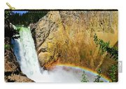 Lower Falls Rainbow Carry-all Pouch