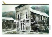 Marysville Ghost Town Montana Carry-all Pouch