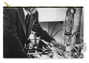 Melvin Calvin, American Chemist Carry-all Pouch