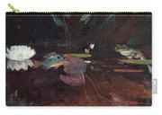 Mink Pond Carry-all Pouch