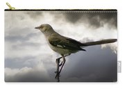 Mockingbird Carry-all Pouch by Brian Wallace