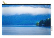 Morning At Lake Bohinj In Slovenia Carry-all Pouch