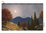 Mountain Moonrise Carry-all Pouch
