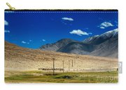 Mountains Of Leh Ladakh Jammu And Kashmir India Carry-all Pouch
