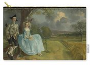 Mr And Mrs Andrews Carry-all Pouch