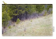 Mule Deer In The Pike National Forest Carry-all Pouch