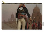 Napoleon In Egypt Carry-all Pouch