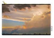 Nebraska Hp Supercell Sunset Carry-all Pouch