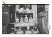 New Orleans Apothecary - Bw Haze Carry-all Pouch
