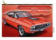 Dodge Challenger 1970 R/t Carry-all Pouch
