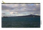 New Zealand - Vessel Departing Auckland Carry-all Pouch