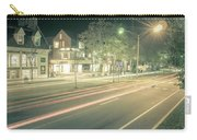 Newport Rhode Island City Streets In The Evening Carry-all Pouch