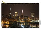 Nightlife In Cleveland Carry-all Pouch