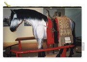 North Dakota Cowboy Hall Of Fame Carry-all Pouch